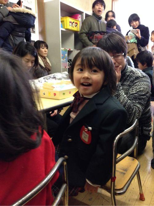 幼稚園の参観日 | ウツコ日記